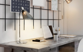 Як вибрати настільну лампу?