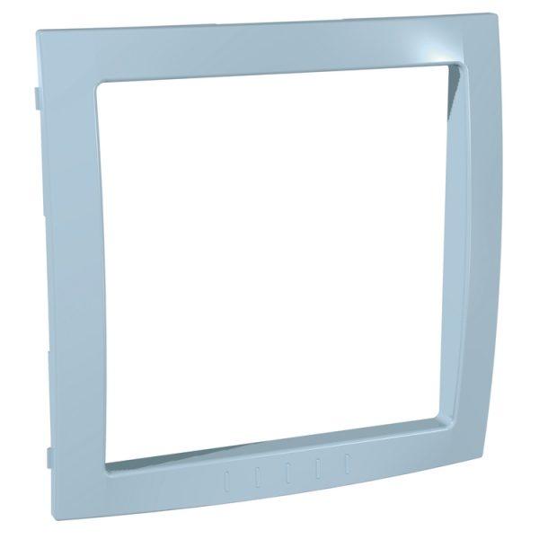 Рамка Uniсa Color внутр. блакитна (вставка)