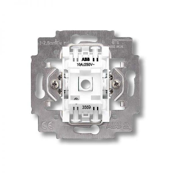 Вимикач EPJ 2-кл (мех)