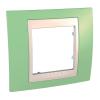 Рамка Uniсa Plus 1-а зелене яблуко