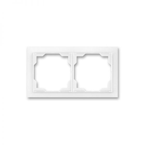 Рамка NEO 2-а біла/біла