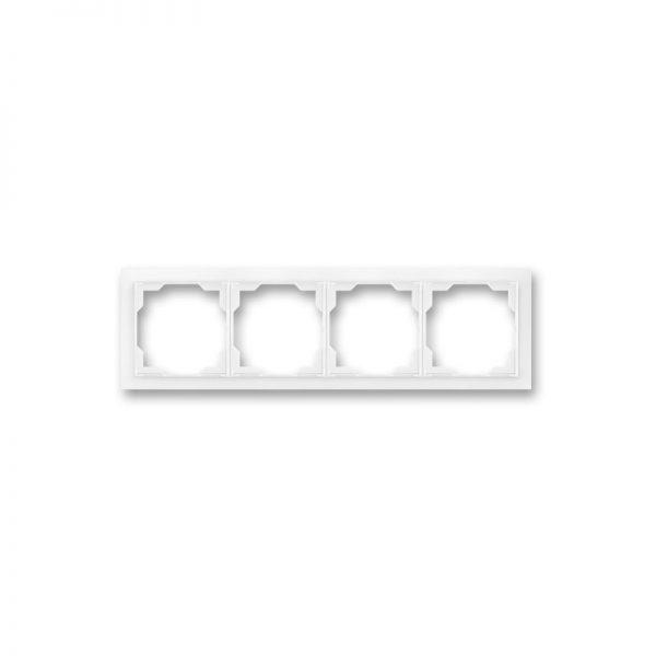 Рамка NEO 4-а біла/біла