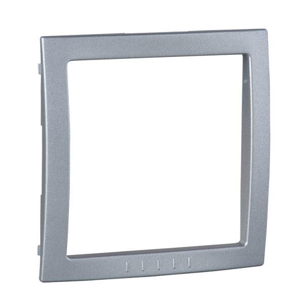 Рамка Uniсa Color внутр. срібна (вставка)