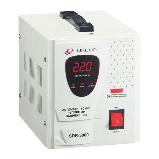 Стабілізатор напруги SDR-3000VA пот.2КВА