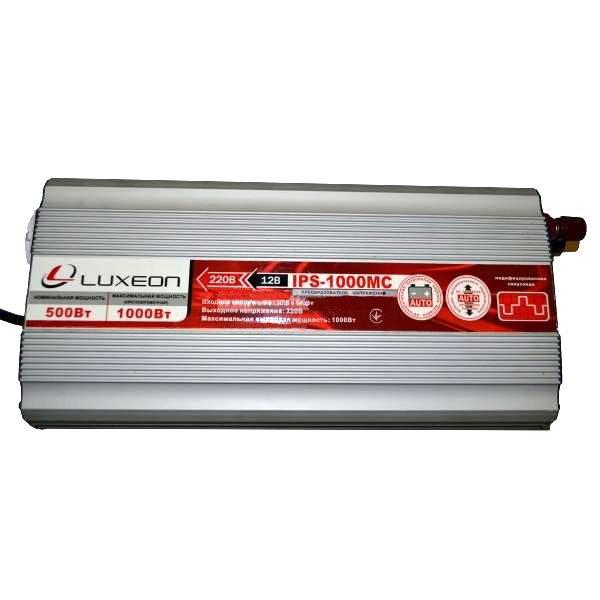 Інвертор IPS-1000МC + заряд АКБ 10А