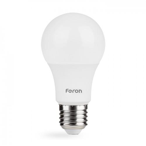 Лампа LED A60 10Вт 900LM Е27 230V 6400K LB-710 ТМ Ферон