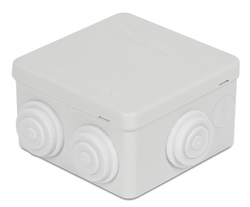 Монтажна коробка 100.100.70 e.db.pro.