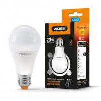 LED лампа  A70eD3 20W E27 4100K 220V(3-не регул.яскравості)