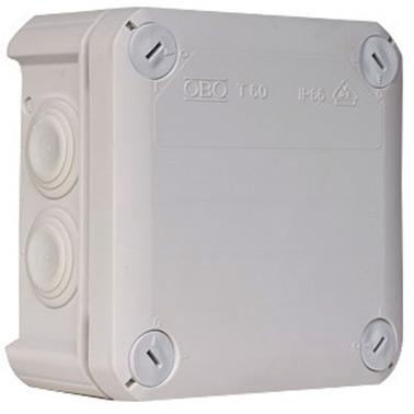 Коробка розп. Т60 114х114х57 OBO IP65
