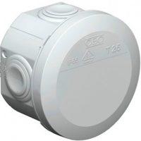 Коробка розп. Т25 80х51 OBO IP65 кругла