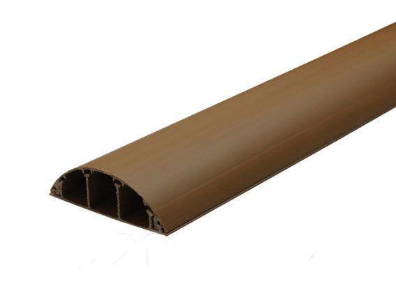 Бордюр(наличник)підлог.коричн. 68х17 (ціна за планку 2,2м)