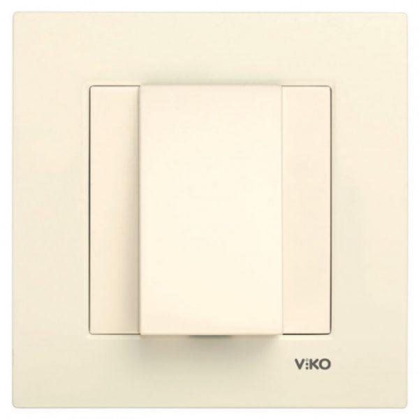 Вивід для кабелю VI-KO KARRE крем.