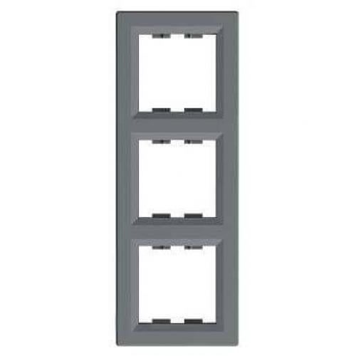 Рамка ASFORA 3-на вертикальна сталь