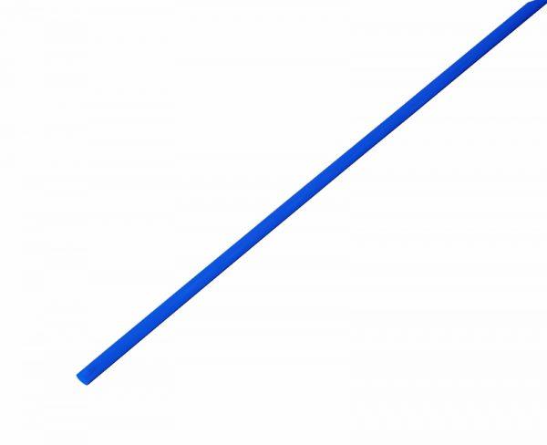 Трубка термозбіжна 1.0мм/1метр DRS-1 LXLсиня