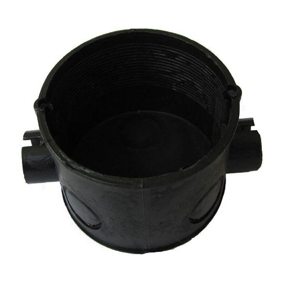 Коробка установча набірна d60 чорна