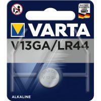Батарейка ELECTRONICS V13/LR44/G13/1 VARTA