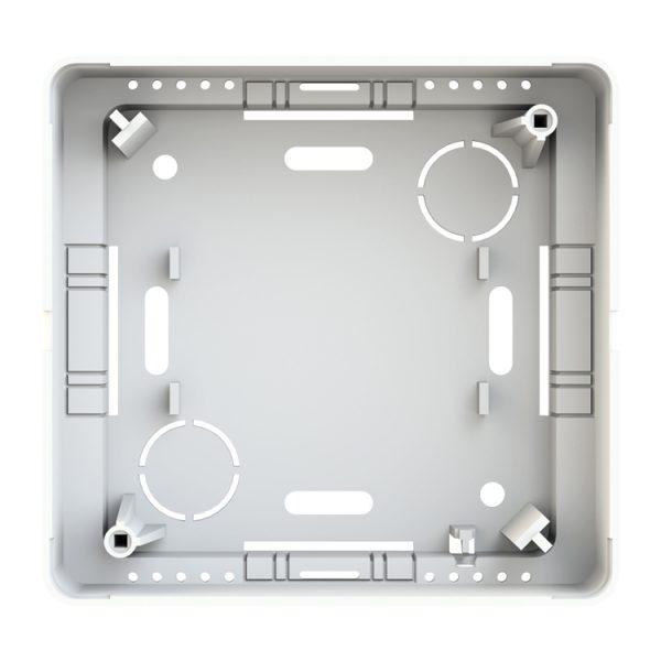 Коробка Terneo для зовн. монтажу біла