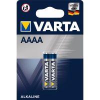 Батарейка AAAA mini Bli2 Alcaline VARTA