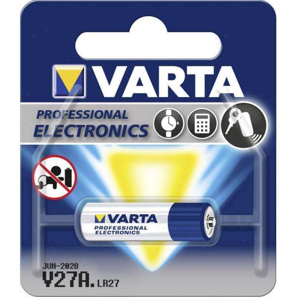Батарейка Electronics V27 Varta