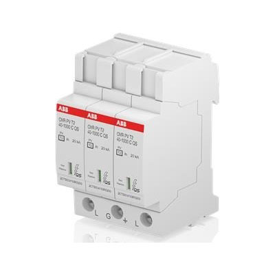 Розрядник пост.напр.(грозозахист) АВВ ОVR PV T2 40-1000 P QS DC для сонячних станцій