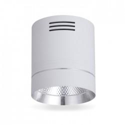 Св-к LED накл.10W 850LM 4000K білий хром AL542