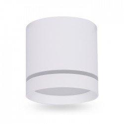 Св-к LED накл.10W 610LM 4000K білий AL543