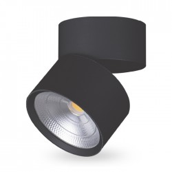 Св-к LED накл. 14W 1190LM 4000K чорний AL541