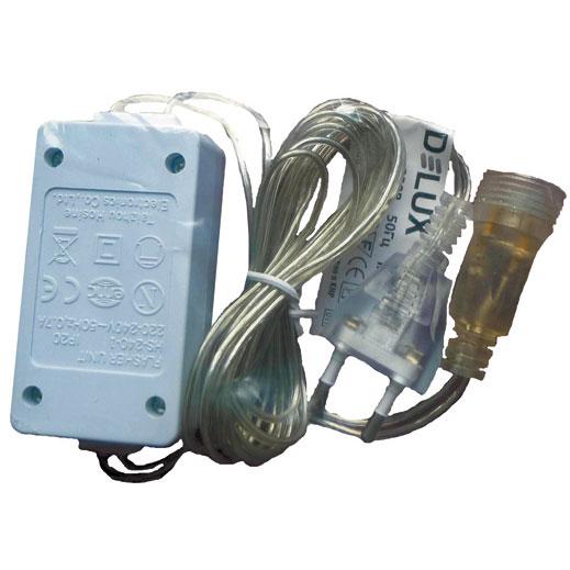 Контролер DELUX для внутр. LED гірл. IP20 NEW