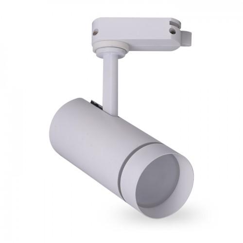 Св-к шинний LED AL106 10w 560LM 4000K IP40 білий