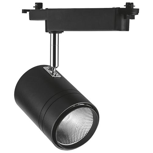 Св-к шинний LED AL104 50W 4500LM 4000K чорний
