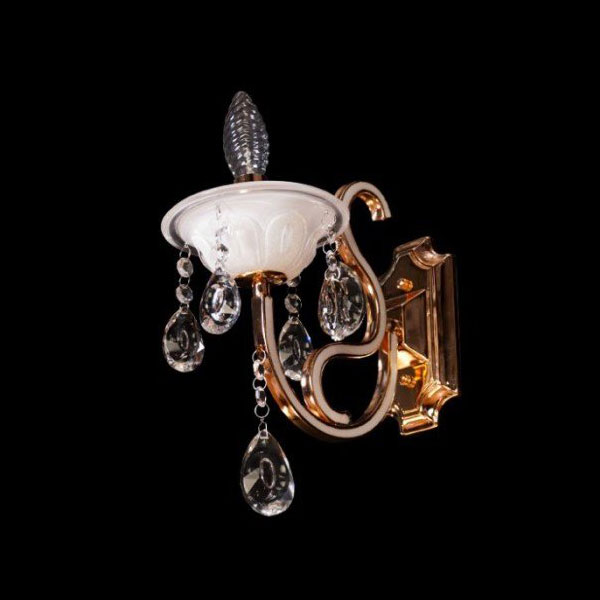 Люстра 1509-1 золото
