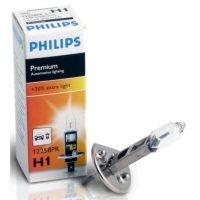 лампа PHILIPS PR 12258 H1 12V 55W P14.5S