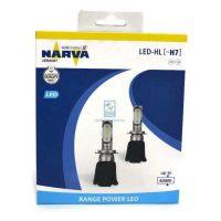 Компл.LED Narva 18005 H7 6000K X2 15,8W P43t-38