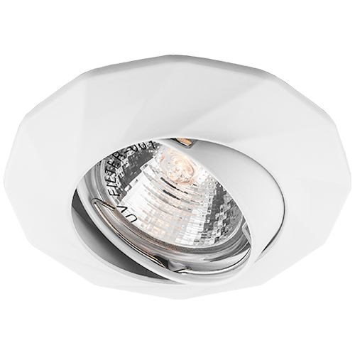 Св-к точк.DL6021 MR16/G5.3/білий поворотний