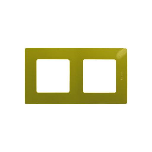 Рамка 2-постова Зелена папороть Етіка