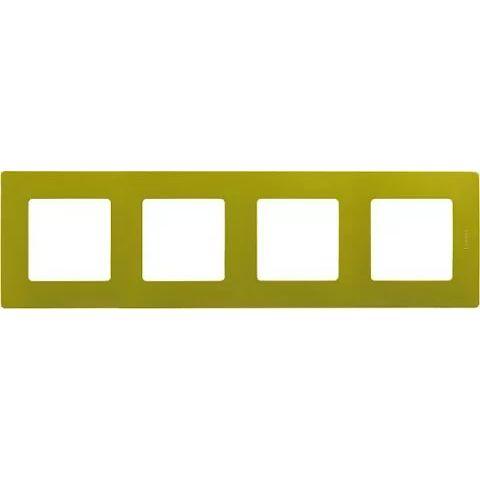 Рамка 4-постова Зелена папороть Етіка