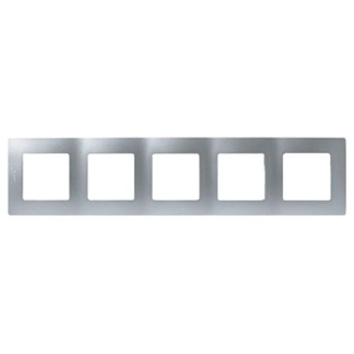 Рамка 5-постова Алюміній Етіка