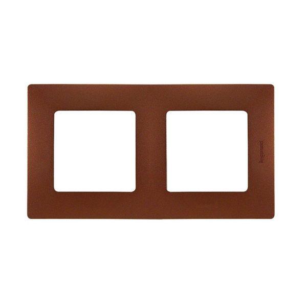 Рамка 2-постова Какао Етіка