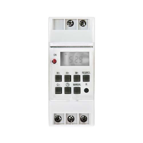 Таймер Тижневий, цифровий Feron TM41/23248 3.5kW/16A IP20