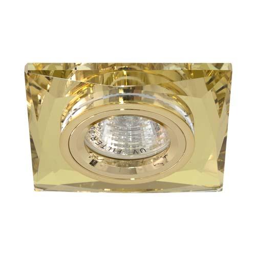 Св-к.точк.Ферон 8150-2/(CD272) жов-золот. MR16 50W