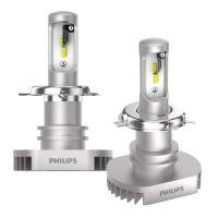 Компл.LED PHILIPS 11342ULWX2 H4 Ultion +160% 6200K