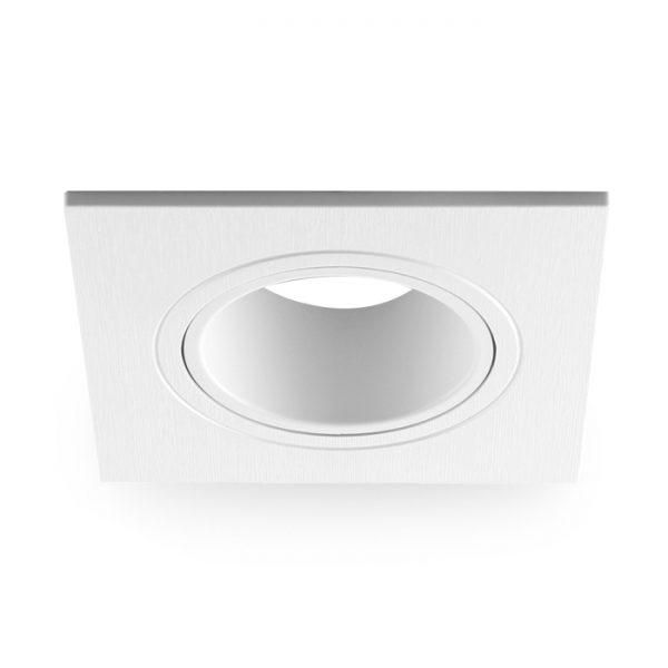 Св-к.точк.Ферон DL0380 MR16 білий, квадр. поворот.
