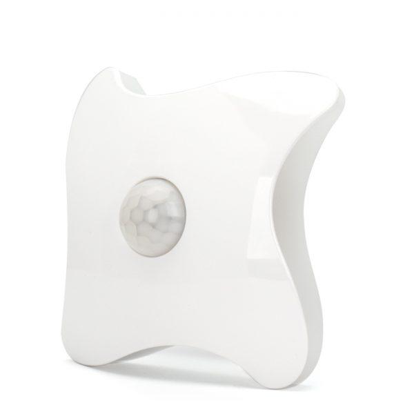 Св-к нічний KN01 LED 0.8W біл. з датч.руху та освіт.