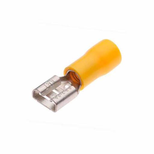 Након.ізол. 4-6кв.мм 5,5-250 FN e.termin.stand.fdd.yellow
