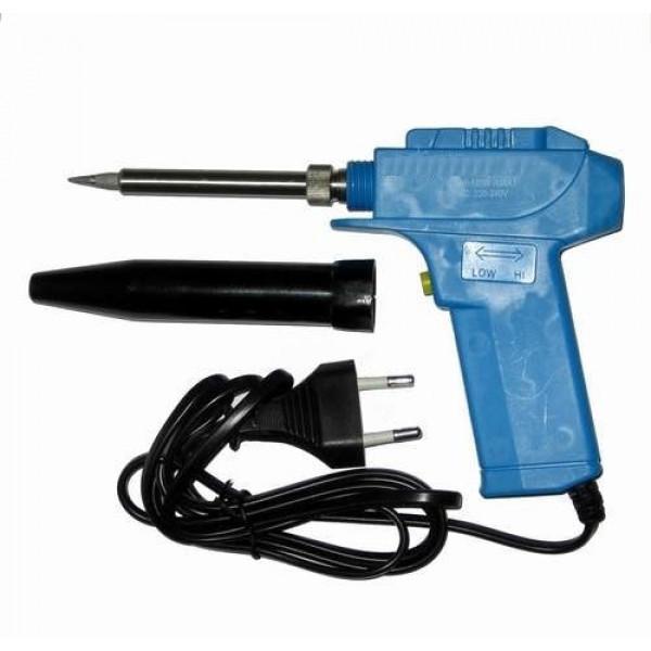 Паяльник 30-130Вт ZD-82NA (пістолет з чохлом)