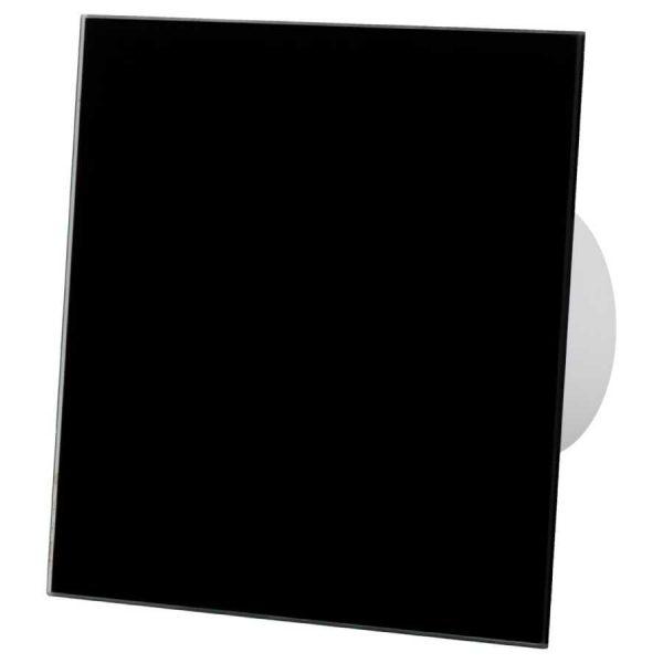 Панель airRoxy BLACK Glass (01-172)