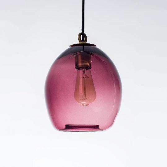 Підвіс,colorglass violet. Арт.2059-5
