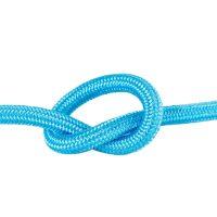 Провід в тканинній обмотці блакитний 2х0,75