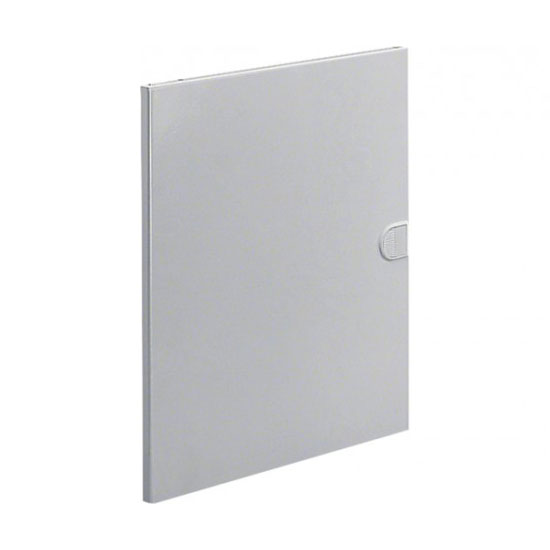Дверцята металеві непрозорі для щита VA24CN Volta