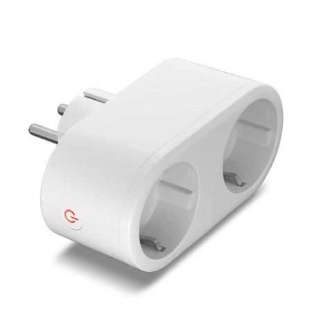 Розумна розетка 2 слоти  WiFi  VF-WP200